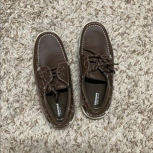 Boys boat shoes/loafers